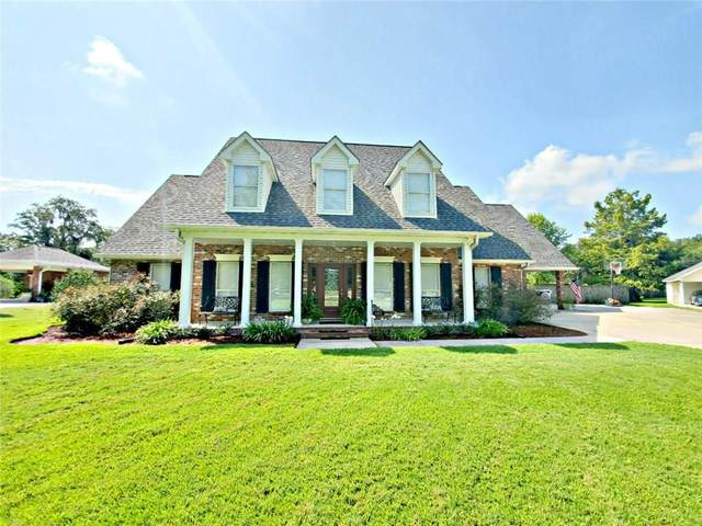 137 Sarah Drive, Belle Chasse, LA 70037 (MLS #2260981) :: Reese & Co. Real Estate