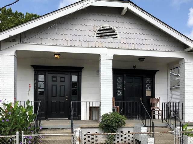 516 Avenue A Avenue, Marrero, LA 70072 (MLS #2261000) :: Watermark Realty LLC