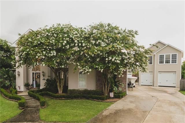 116 Gabrielle Lane, Destrehan, LA 70047 (MLS #2261262) :: Top Agent Realty