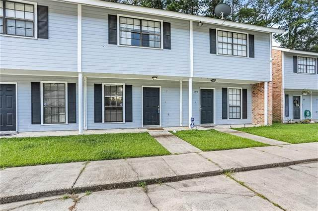 14570 Honeysuckle Drive #157, Hammond, LA 70403 (MLS #2261273) :: Turner Real Estate Group