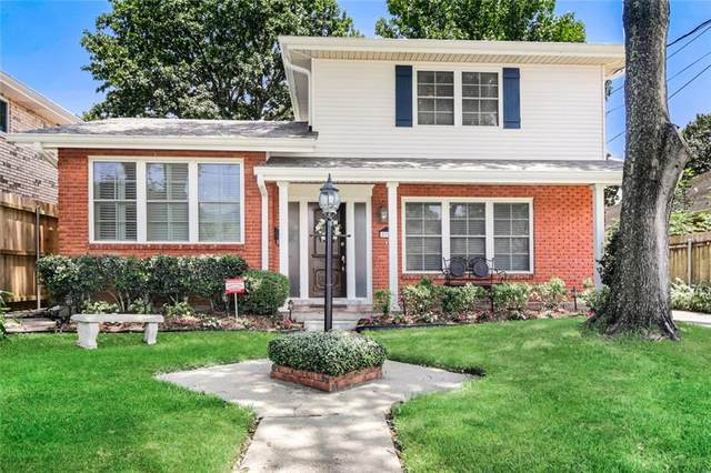 2301 Metairie Heights Avenue, Metairie, LA 70001 (MLS #2261420) :: Parkway Realty