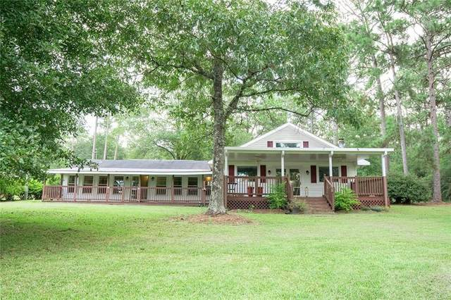 728 Lakeside Drive, Carriere, MS 39426 (MLS #2261434) :: Top Agent Realty