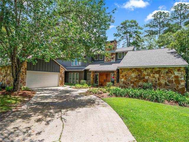 821 Tete Lours Drive, Mandeville, LA 70471 (MLS #2261622) :: Turner Real Estate Group