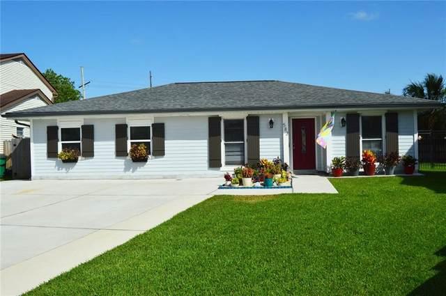 583 Brookmeade Drive, Gretna, LA 70056 (MLS #2261624) :: Parkway Realty