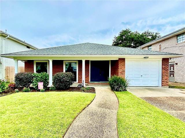 4517 Garden Street, Metairie, LA 70001 (MLS #2261719) :: Watermark Realty LLC