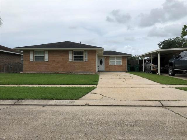 2748 Russell Drive, Marrero, LA 70072 (MLS #2261870) :: Crescent City Living LLC