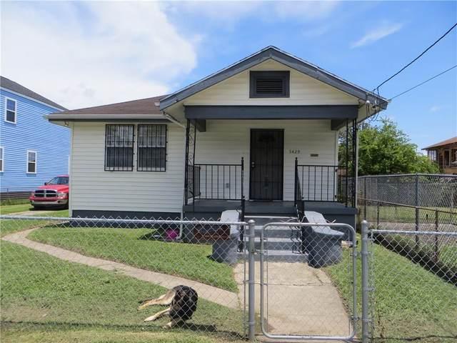 5429 N Rampart Street, New Orleans, LA 70117 (MLS #2261948) :: Crescent City Living LLC
