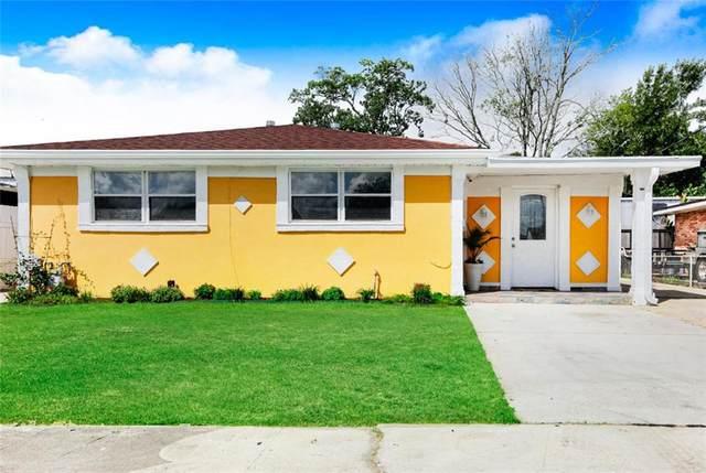 2514 Claire Avenue, Gretna, LA 70053 (MLS #2262033) :: Crescent City Living LLC