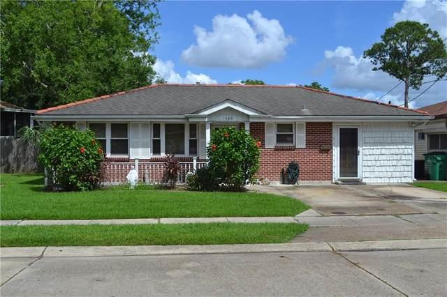 409 N Starrett Road, Metairie, LA 70003 (MLS #2262073) :: Crescent City Living LLC