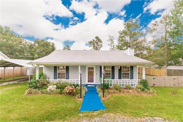 2418 Robin Street, Slidell, LA 70460 (MLS #2262106) :: Crescent City Living LLC