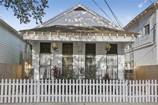 2104 Louisiana Avenue, New Orleans, LA 70115 (MLS #2262116) :: Crescent City Living LLC