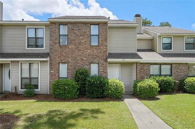 304 E Pineridge Street #304, Mandeville, LA 70448 (MLS #2262187) :: Crescent City Living LLC