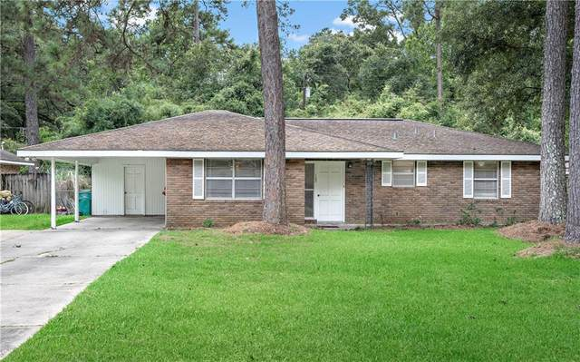 103 Robinhood Drive, Covington, LA 70433 (MLS #2262290) :: Robin Realty