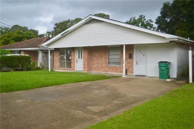 314 Trudeau Drive, Metairie, LA 70003 (MLS #2262304) :: The Sibley Group