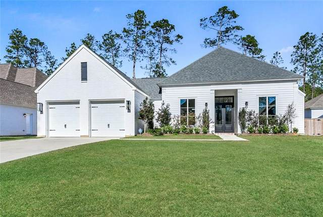 228 Chateau Papillon Boulevard, Mandeville, LA 70471 (MLS #2262360) :: Reese & Co. Real Estate