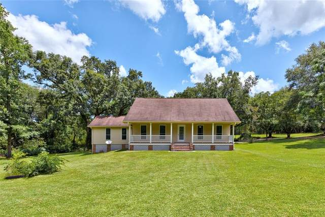 11 Lumpkin Road, Carriere, MS 39426 (MLS #2262412) :: Top Agent Realty