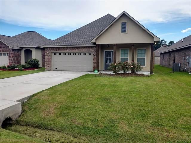 19094 Greenleaf Circle, Ponchatoula, LA 70454 (MLS #2262470) :: Reese & Co. Real Estate