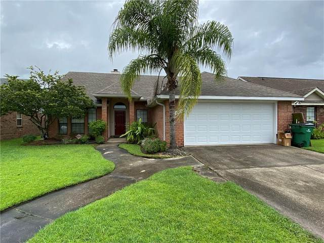 2605 Foliage Drive, Marrero, LA 70072 (MLS #2262674) :: Parkway Realty