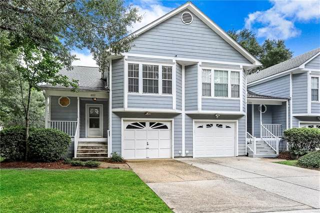 657 Colbert Street #25, Mandeville, LA 70448 (MLS #2262690) :: Turner Real Estate Group