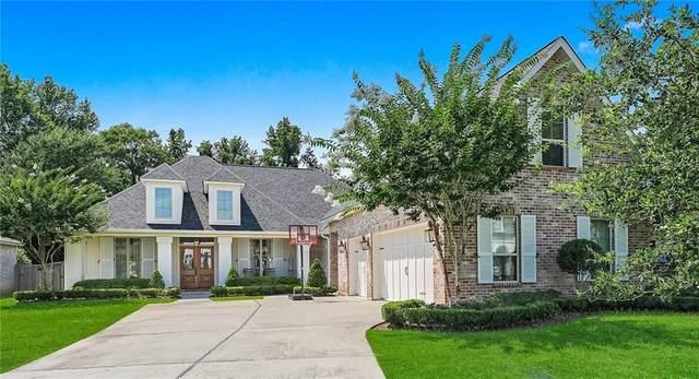 428 Marina Oaks Drive, Mandeville, LA 70471 (MLS #2262721) :: Turner Real Estate Group