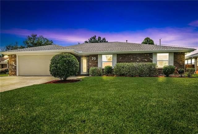 30 Devereaux Drive, Destrehan, LA 70047 (MLS #2262733) :: Top Agent Realty