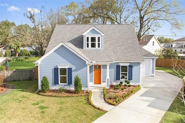 21 Brentwood Drive, Metairie, LA 70001 (MLS #2262802) :: Turner Real Estate Group