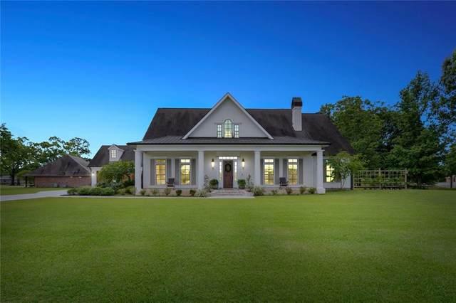 535 Tranquility Drive, Denham Springs, LA 70706 (MLS #2263026) :: Turner Real Estate Group