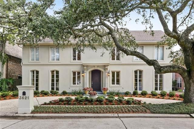 3621 Lake Drive, Metairie, LA 70002 (MLS #2263043) :: Parkway Realty
