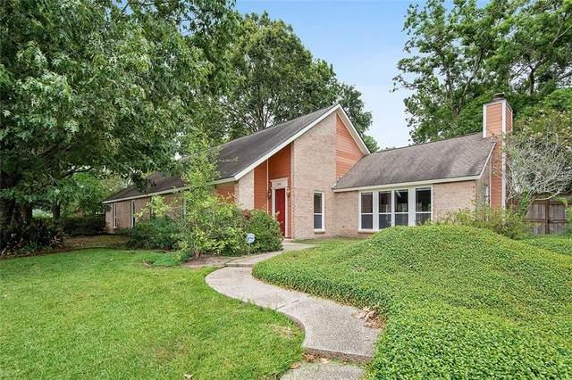 2941 Lockefield Drive, Baton Rouge, LA 70816 (MLS #2263178) :: Parkway Realty