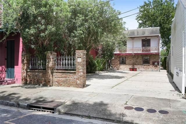 619 Mandeville Street, New Orleans, LA 70117 (MLS #2263322) :: Turner Real Estate Group