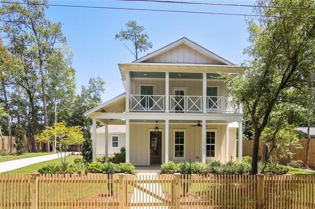 849 Penn Street, Mandeville, LA 70448 (MLS #2263374) :: Turner Real Estate Group