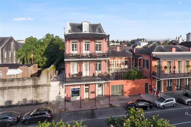 1212 N Rampart Street #400, New Orleans, LA 70116 (MLS #2263384) :: Turner Real Estate Group