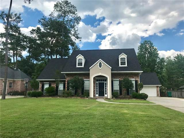 2143 Hampshire Drive Drive, Slidell, LA 70461 (MLS #2263468) :: Nola Northshore Real Estate