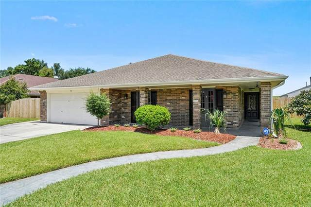 68 Sequoia Street, Kenner, LA 70065 (MLS #2263496) :: Turner Real Estate Group