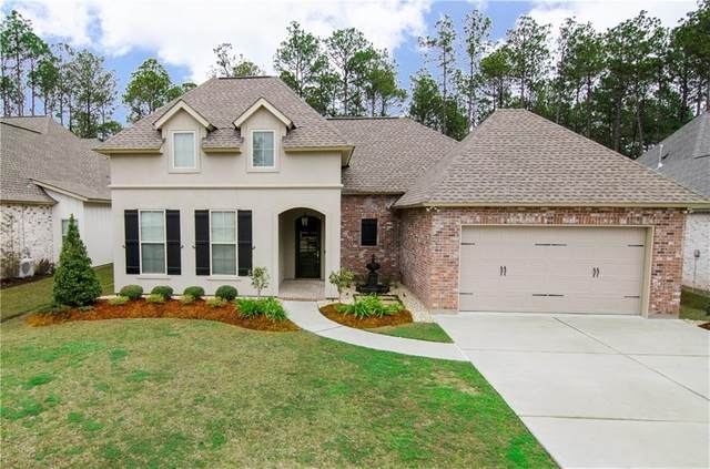568 Blue Heron Lane, Madisonville, LA 70447 (MLS #2263525) :: Turner Real Estate Group