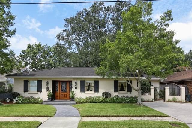 416 W William David Parkway, Metairie, LA 70005 (MLS #2263606) :: Top Agent Realty