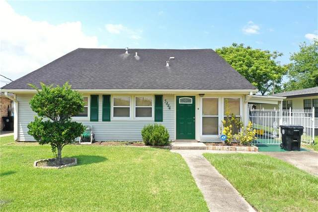 5444 Debore Drive, New Orleans, LA 70126 (MLS #2263692) :: Crescent City Living LLC