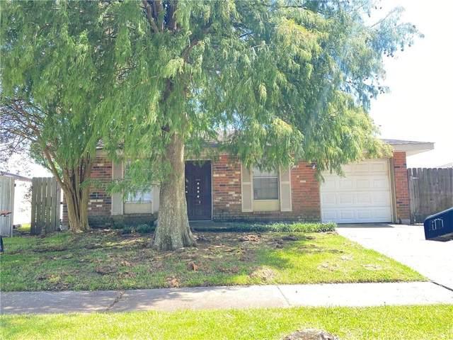 2812 Dove Avenue, Marrero, LA 70072 (MLS #2263708) :: Crescent City Living LLC