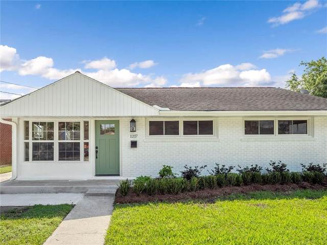 1217 Division Street, Metairie, LA 70001 (MLS #2263776) :: Top Agent Realty
