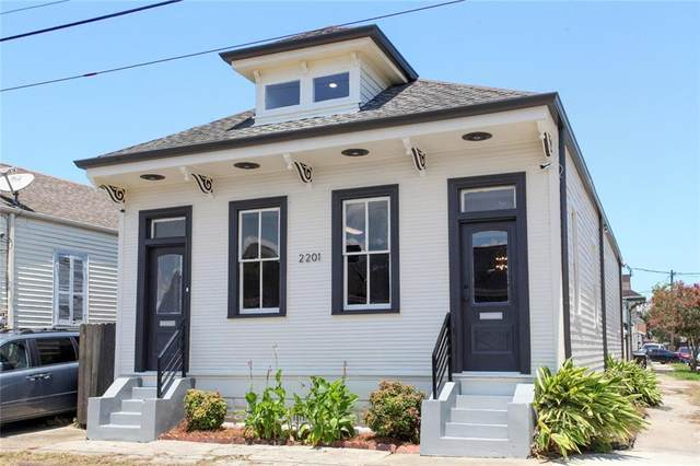2201 Onzaga Street, New Orleans, LA 70119 (MLS #2263797) :: Top Agent Realty