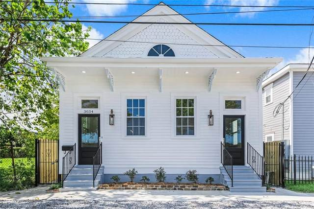 3034 Fortin Street, New Orleans, LA 70119 (MLS #2263829) :: The Sibley Group