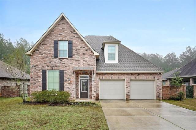 216 Beebalm Circle, Covington, LA 70435 (MLS #2263851) :: Parkway Realty