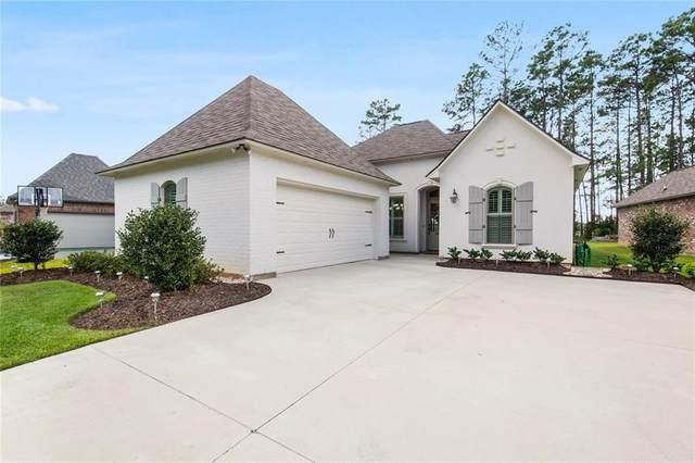 3096 Lost Lake Lane, Madisonville, LA 70447 (MLS #2263908) :: Turner Real Estate Group