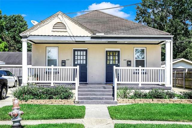 223 Gordon Avenue, Harahan, LA 70123 (MLS #2263915) :: Watermark Realty LLC