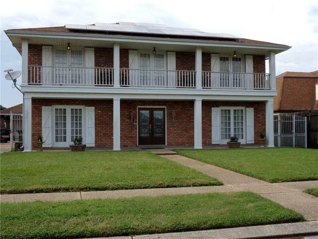 7231 Chadbourne Drive, New Orleans, LA 70126 (MLS #2263927) :: Top Agent Realty