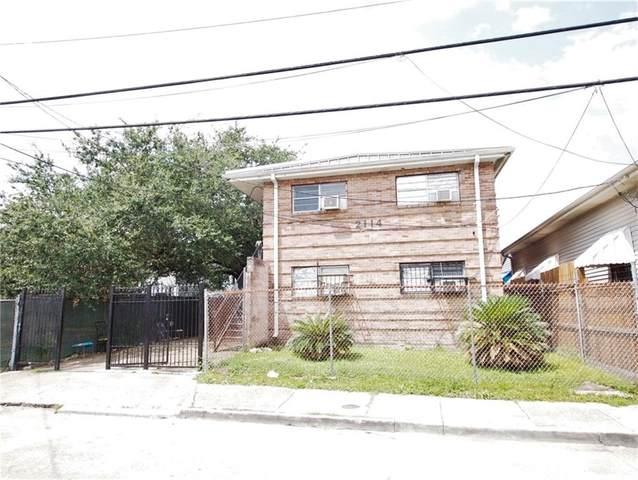 2114 Toledano Street, New Orleans, LA 70115 (MLS #2263928) :: Top Agent Realty