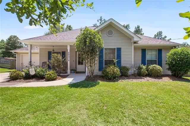 20372 Fairhaven Road, Covington, LA 70435 (MLS #2263950) :: Turner Real Estate Group