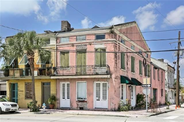 1501 Tchoupitoulas Street, New Orleans, LA 70130 (MLS #2263968) :: Crescent City Living LLC
