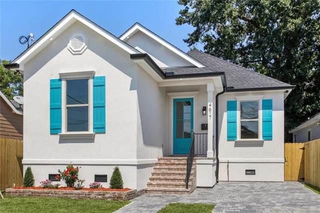 4617 Allen Street, New Orleans, LA 70122 (MLS #2264006) :: Turner Real Estate Group