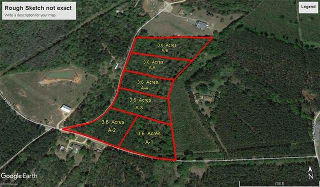 Sanders Road, Franklinton, LA 70438 (MLS #2264013) :: Turner Real Estate Group